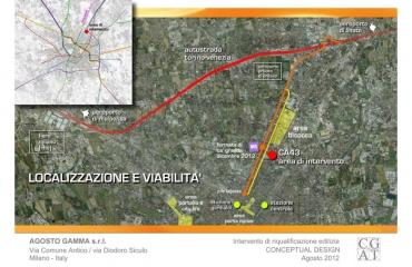 Milano, via Comune Antico